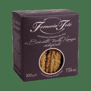 biscotti della nonna integrali